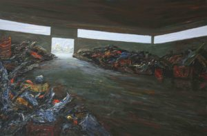[cml_media_alt id='364']Old iron industrial shed 2009-Oil and alkyd on table -27,55x41,33''[/cml_media_alt]